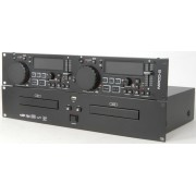Citronic MPCD-5 Dual CD/USB player