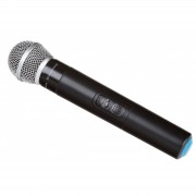 JB SYSTEMS Wireless Handmic for PPA-101 (FREQ 2) - Optional wireless ha Portable Systems
