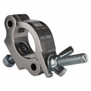 Briteq ALU CLAMP 301-V2 Alu Clamp SWL 300kg TÜV tube 48-51mm + M10x35 bolt