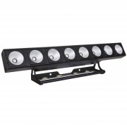 Briteq Powerpixel8-RGB RGB Led Bar, 8x 30W COB LED