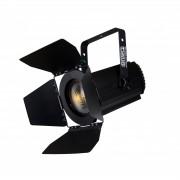 Briteq BT-THEATRE 100EC Mk2 LED Theater spot 10°-50° manual zoom, 3200K