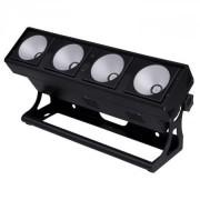 Briteq Powerpixel4-RGB RGB Led Bar, 4x 30W COB LED