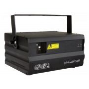 Briteq BT-LASER1500 RGB RGB Laser, class-IV, 1.5Watt, ILDA, DMX, SD-card