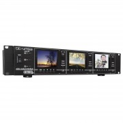 Briteq BT-VMS3 Video Monitor+switcher+converter, VGA/BNC in/out