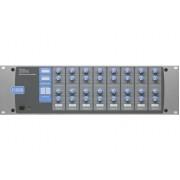 Cloud Z8MK4 - 8 Zone Venue Mixer 8 Zone mono mixer with 6 Music inputs with gain controls, 2 local m