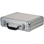 DAP ACA-MIC1 Case for 7 mics Silver