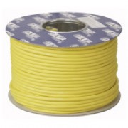DAP MC-216Y Microphonecable Yellow Twisted Isolation 100m Spool