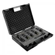 DAP DK-7 Drumset (4x DM-25, 1x DM- 20, 2x CM-10)