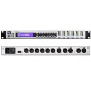 EV DC-One Digital Sound System Processor,  2 Inputs / 6 Outputs, 8 GPI control ports 0