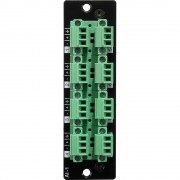 AI-1 8 Channel analog line level input card, 100 MIPS DSP onboard