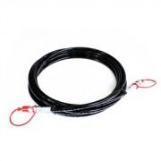 MagicFX CO2 high pressure hose 3/8  Male - Female, 2m