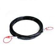 MagicFX CO2 high pressure hose 3/8  Male - Female, 3m