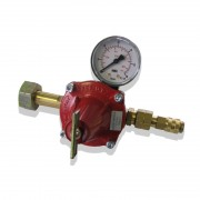MagicFX Propane gas reducer incl. quick connector female