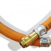 MagicFX Propane gas hose 10m. incl. quick connector male/female