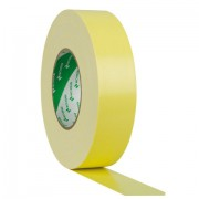 Gaffa Tape 38mm 50m Yellow Nichiban