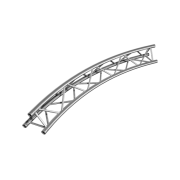 PRO-truss  PRO 33 CirCle diameter 10000 mm APex UP - Down