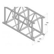 Pro-truss  Pro 764 L1000 Straight 1000 mm