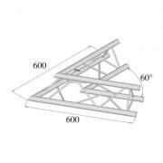Pro-truss Pro 23 Corner C 200 2-way  60°