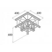 Pro-truss Pro 24 Corner C 300 3-way 90º
