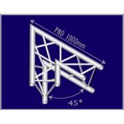 Pro-truss Pro 33 Corner C 190 2-way 45°