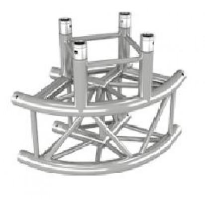 Pro-truss Pro 34 Corner C 300 3way rounded corner