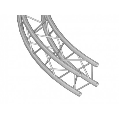 Pro-truss  Pro 34 circle diameter 2500 mm