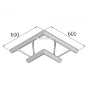 Pro-truss  Pro 42  Corner  C 210 H 2-way horizontal 90¦