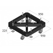 Pro-truss  Base Plate Tower 2
