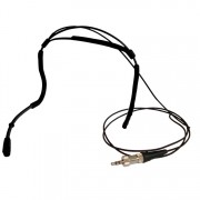 Sennheiser  ME 3 EXTREME black Extreme headset microphone for aerobics. Permanent polarized condense