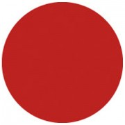 Showtec Color Sheet 106 Primary Red 1,22mtr x 0,53mtr