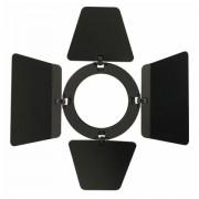 Showtec Barndoor Black Compact Studio beam