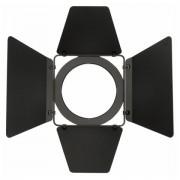 Showtec Barndoor for Studio-Beam Black 30700
