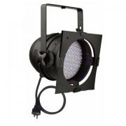 Showtec LED Par 64 Short Black DMX 10 Dipswitch version