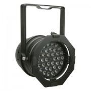 Showtec LED Par 64 CW/WW Black 36 LEDs