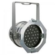 Showtec LED Par 64 CW/WW Polished 36 LEDs