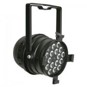 Showtec LED Par 64 Q4-18 Black