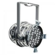 Showtec LED Par 64 Q4-18 Polished