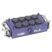 Showtec BO8S2 Breakoutbox 8Sch-2x16P 2 x 16 pin Ilme Multiconnecto