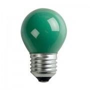 Showtec Bulb 240V 15W G45 E27 Green GE