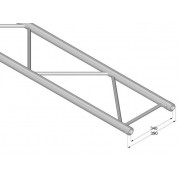 PRO-truss  PRO 42   L1000 Straight 1000 mm PROlyte ComPatible