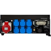 Briteq PD-32SH/GERMAN Power Distributor 32A / HARTING+SOCAPEX (GER)
