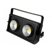Briteq COB Blinder 2x100W White Blinder, 2x 100W COB LED