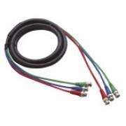 DAP 3 BNC/3 BNC 6mm 6,0mtr Professional Cable