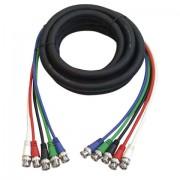 DAP 5 BNC/5 BNC 6mm 3,0mtr Professional Cable