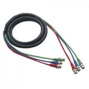 DAP 3 BNC/3 BNC 6mm 3,0mtr Professional Cable