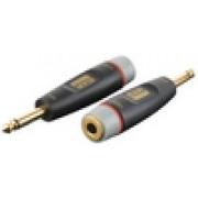 2p Jack M/ 3p Jack F adapter