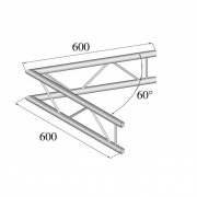 Pro-truss Pro 22 Corner C 200 V 2-way vertical 60°