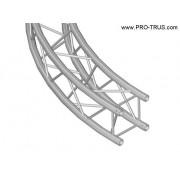 PRO-truss  PRO 34 CirCle diameter 10000 mm  PROlyte heavy duty ComPatible