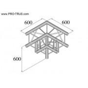 Pro-truss  Pro 44  Corner  C 300 3-way  90¦