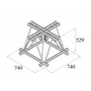 Pro-truss  Pro 524F C410 4-way  cross